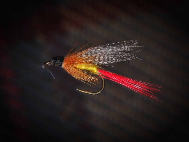 fishing fly 1920