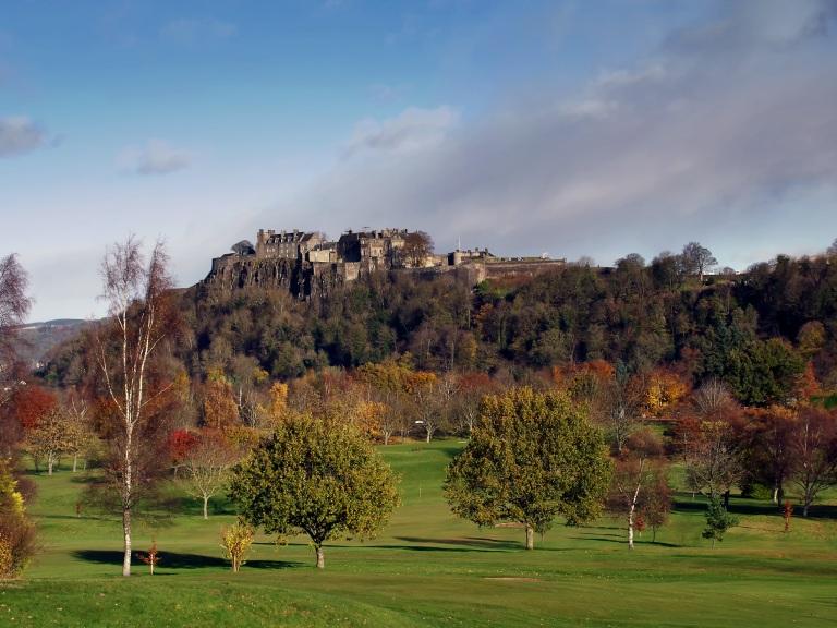 Stirling Castle 2048