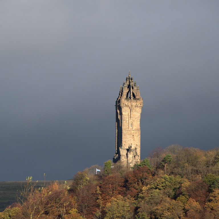 Wallace monument 2048